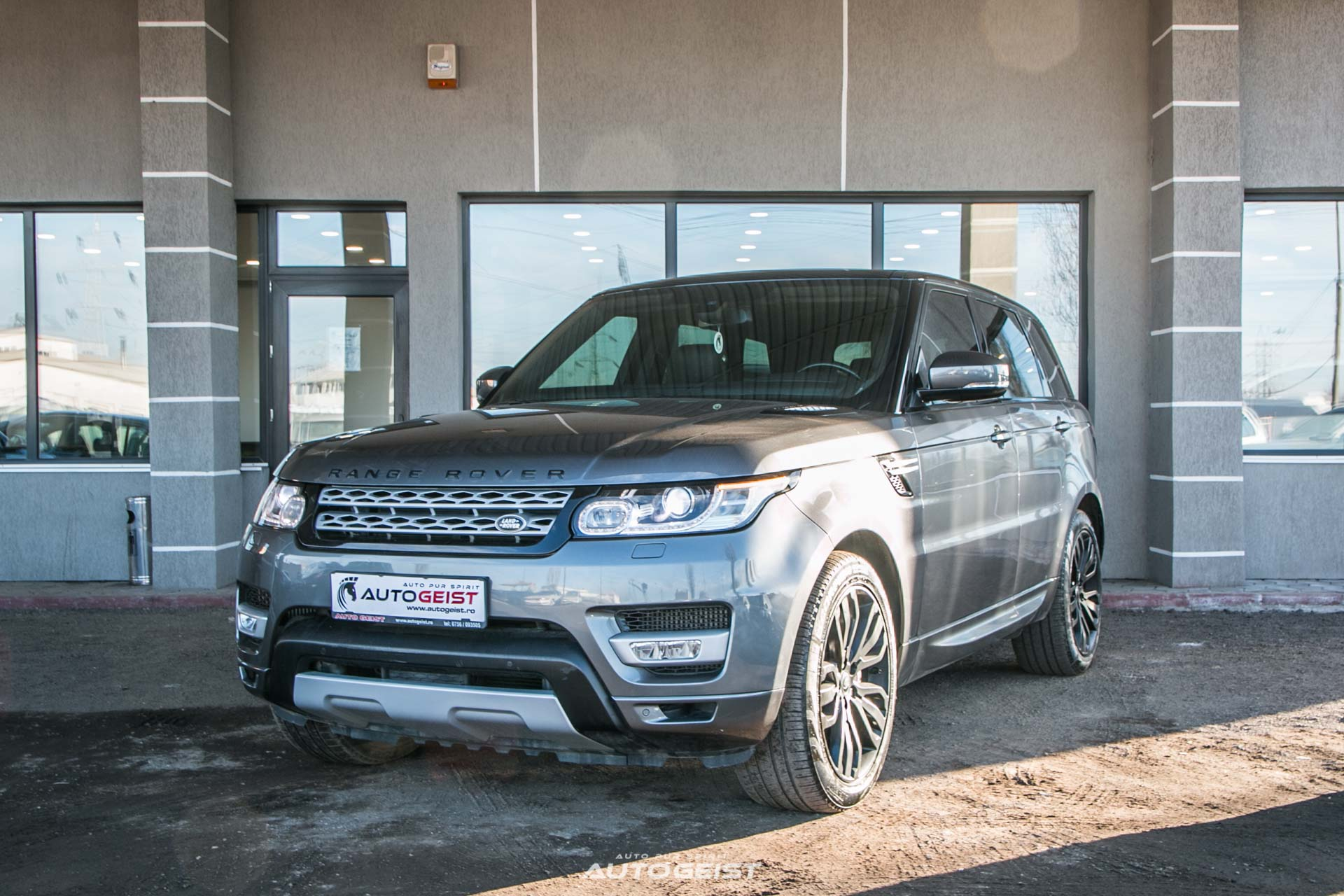Land Rover Range Rover Sport – Autobiography