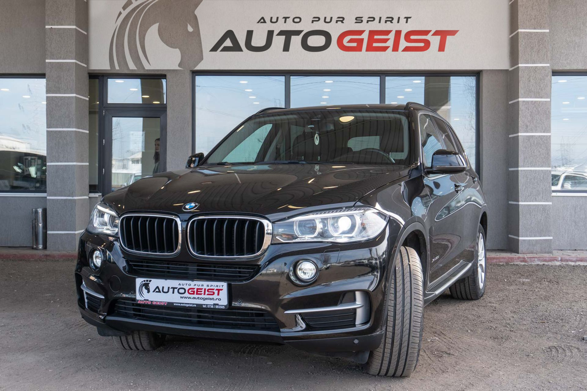 BMW X5 xDrive