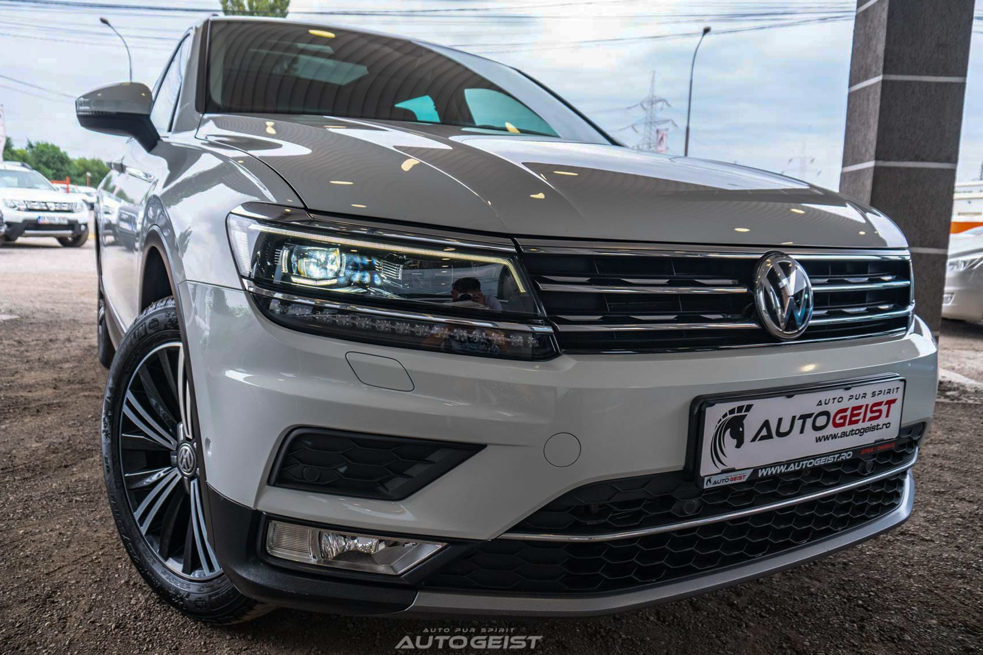 VW Tiguan Carat Edition