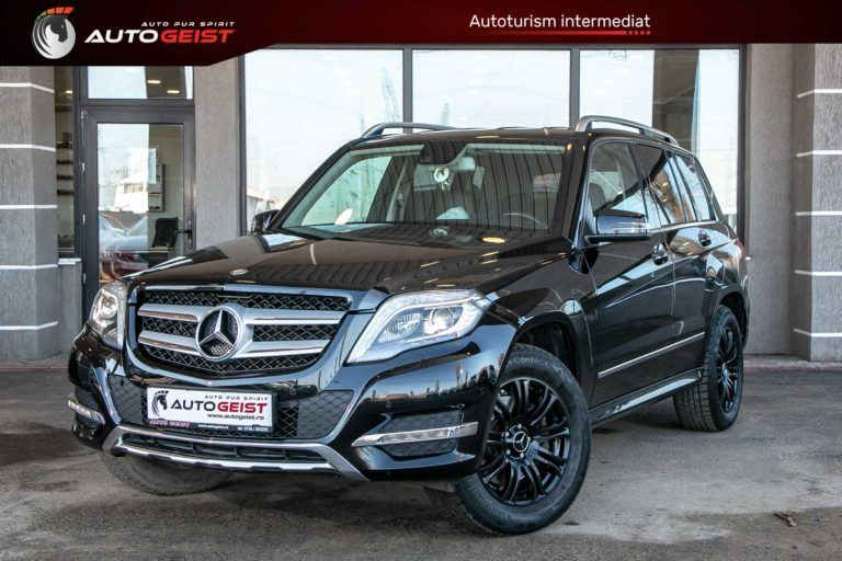 Mercedes-Benz GLK 220d | 4Matic