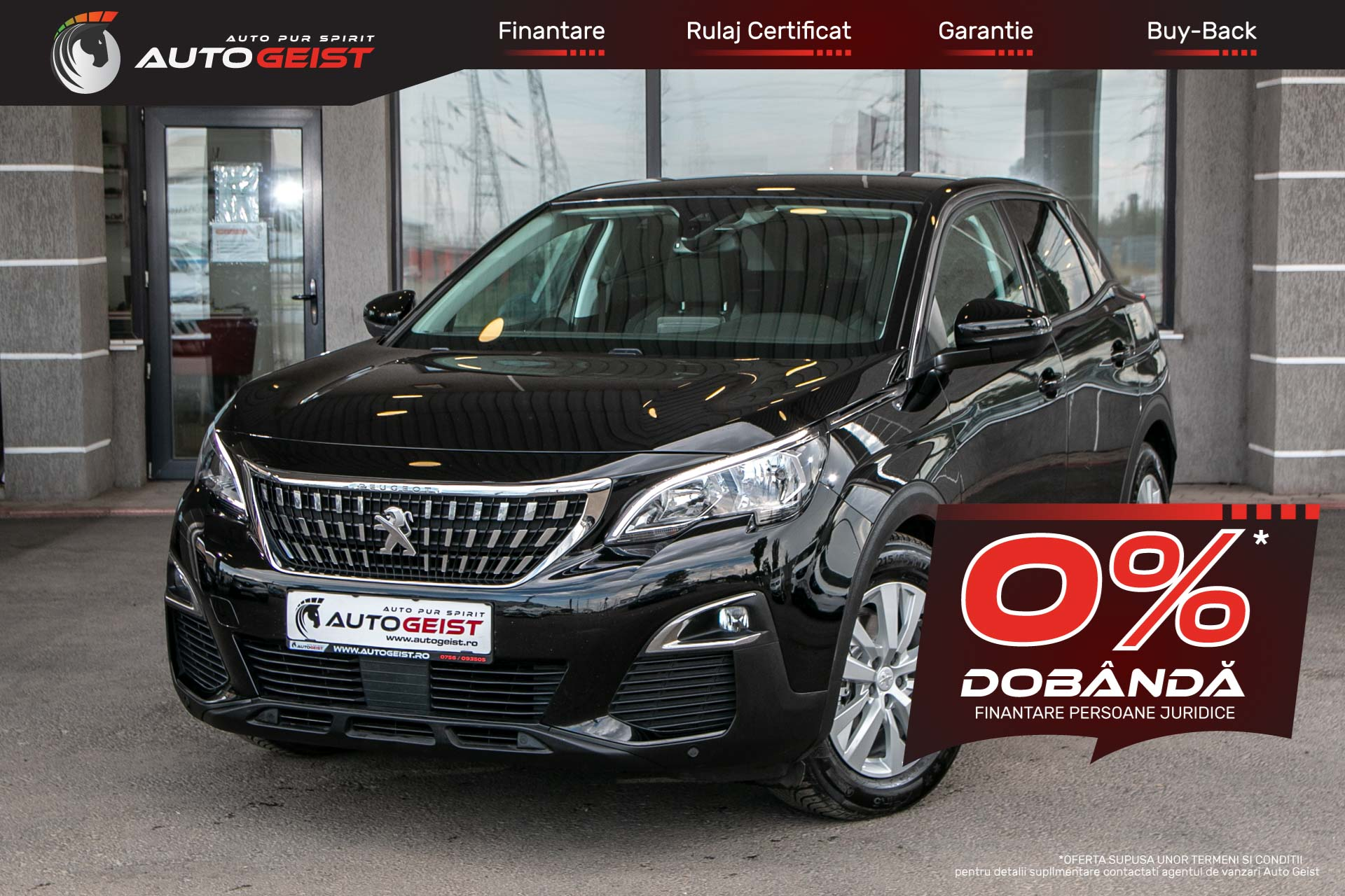 Peugeot 3008 Active Business