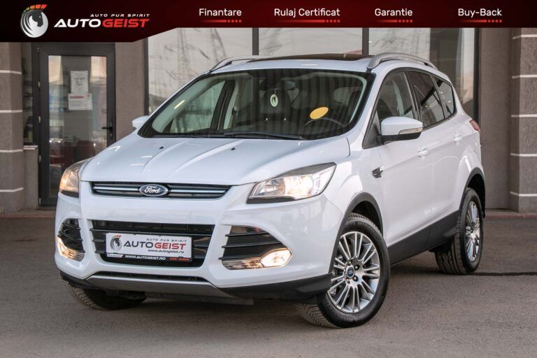 FORD KUGA panoramic