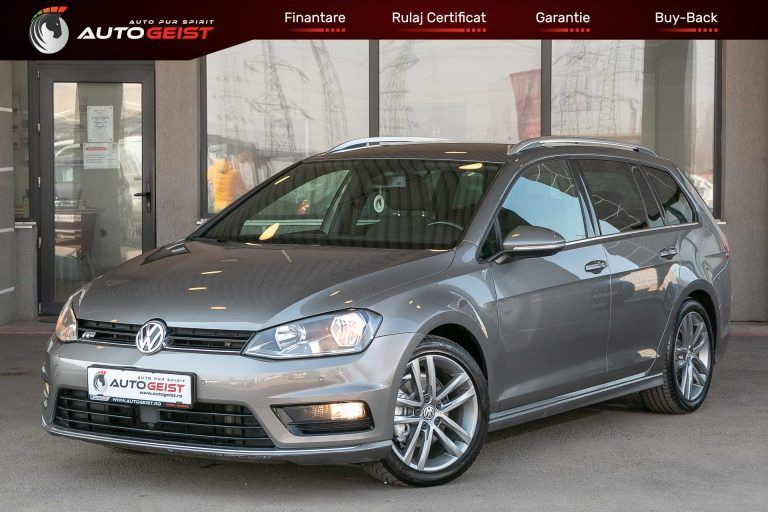 VW GOLF 7 BREAK R-Line automat
