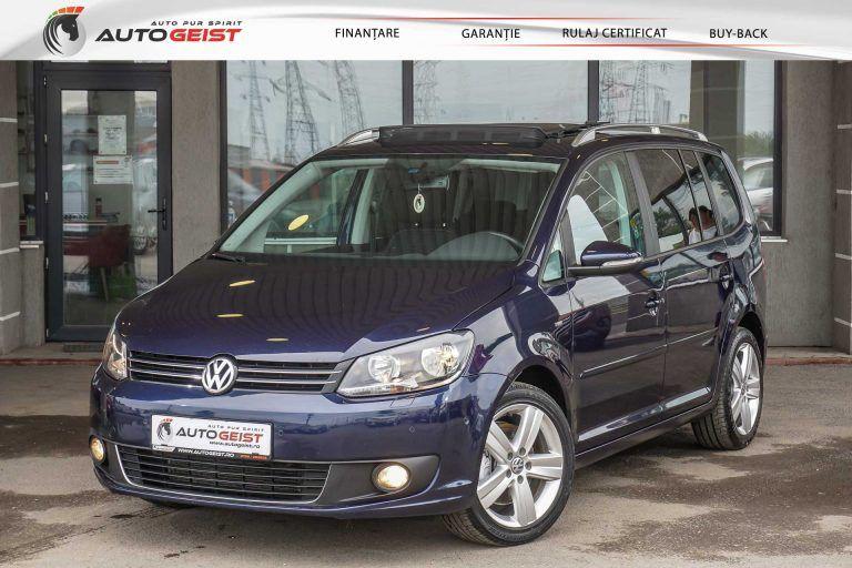 VW TOURAN manual